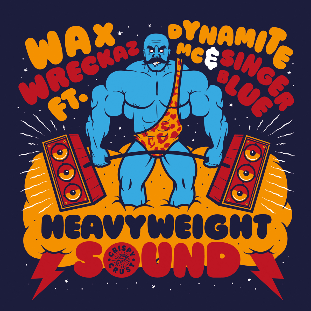 Wax_Wreckaz_Heavyweight_Sound_1200x1200px