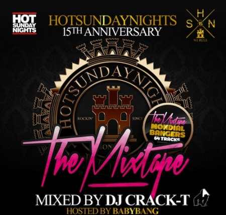 15 YEARS HOT SUNDAY NIGHTS MIXTAPE